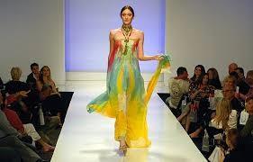 Fashion and interior design are intertwined
