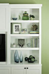 Bookshelf Color Scheme