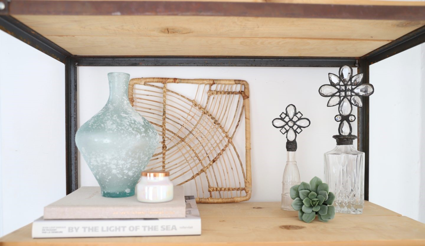 choose your favorite pieces and make them the focal point